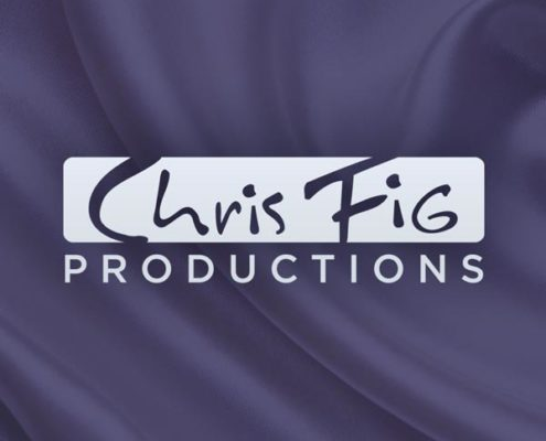 Chris Fig Productions Logo