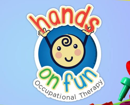 Hands On Fun Occupational Therapy Logo