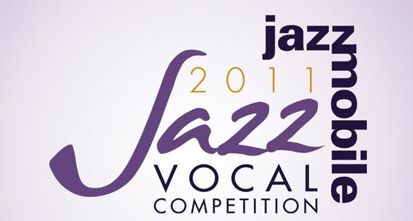 Jazzmobile Vocal Competition Logo