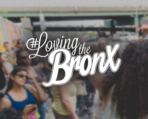 Loving The Bronx Logo