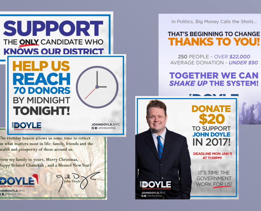 John Doyle Social Media