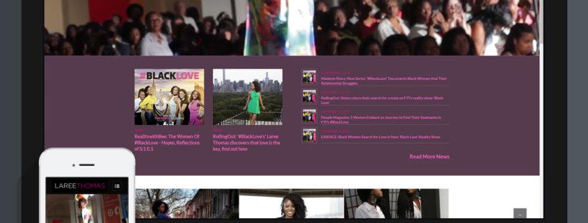 Laree Thomas Website