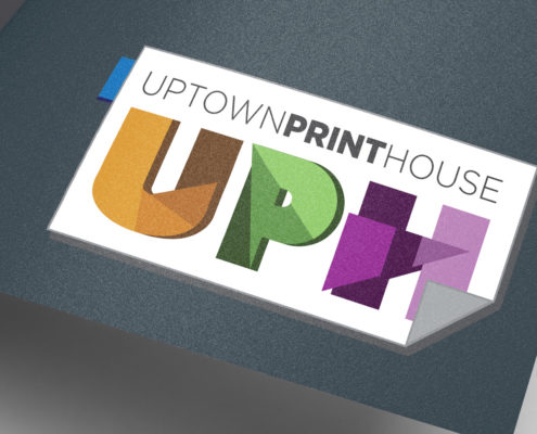 Uptown Print House Logo